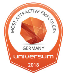 Universum - Most Attractive Employers - Germany - 2018